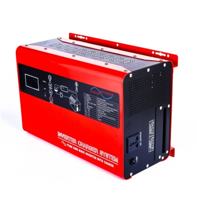 1KW Inverter with AC Charger